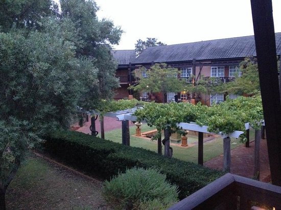 The Novotel Vines Resort Swan Valley: Balcony View