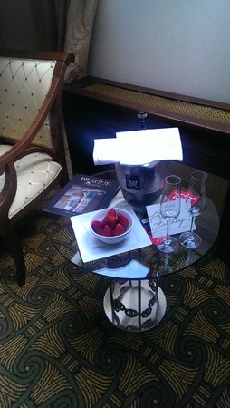 Art Deco Hotel Imperial : Special touch