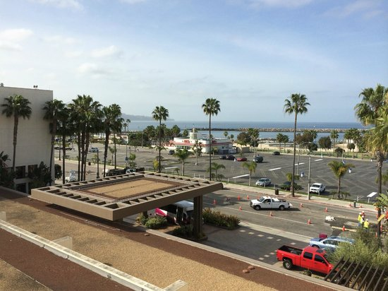 Crowne Plaza Redondo Beach & Marina: Balcony view