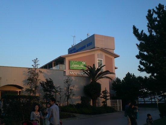 Hotel Seaparadise Inn: 空と海が似合います