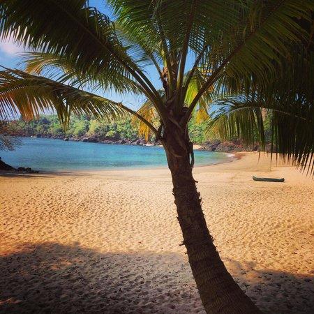 Hacienda del Mar: la plage