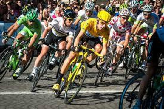 Thorpe House Bed & Breakfast: Le Tour Yorkshire. the grand depart.