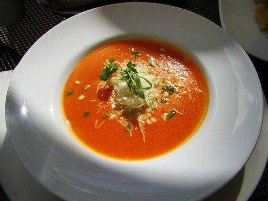 B Bars: Томматный суп