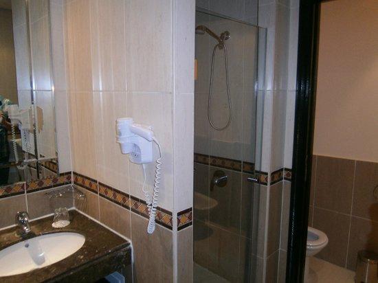 Eden Andalou Hotel Aquapark & Spa: Hairdryer