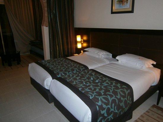 Eden Andalou Hotel Aquapark & Spa: Our room