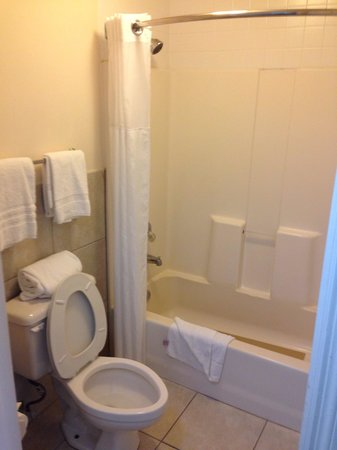 Travelodge Florida City/Homestead/Everglades: Badezimmer - Zimmer 417