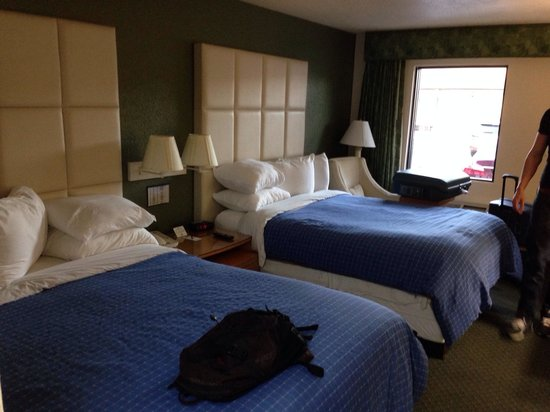 Travelodge Florida City/Homestead/Everglades: Zimmer 417