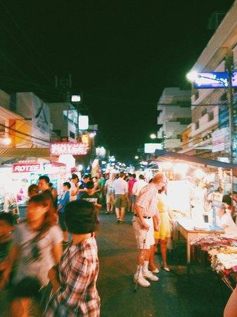Hua Hin Night Bazaar: night market