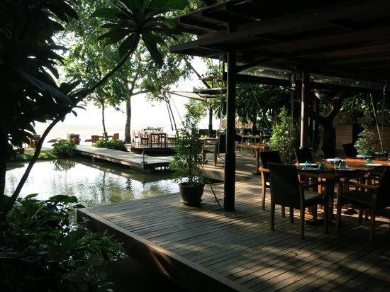 The Tubkaak Krabi Boutique Resort : Hotel Restaurant
