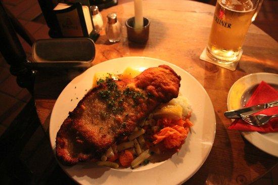 Deponie No. 3 : Good sized schnitzel