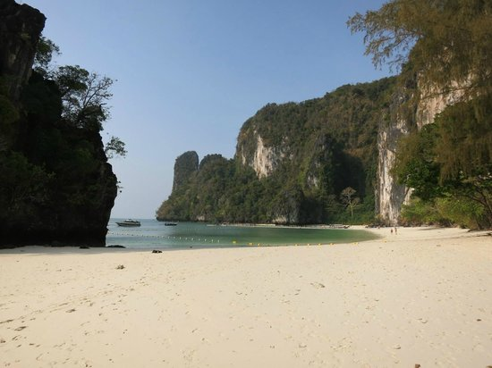 The Tubkaak Krabi Boutique Resort: Beautiful Hong Island
