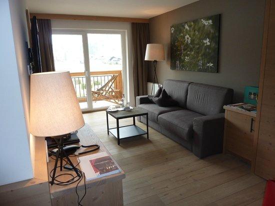 Hotel Forsthofgut: Wohnbereich