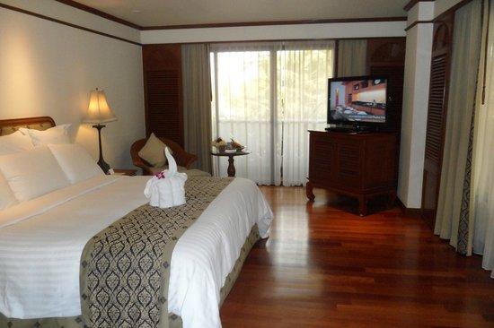 Anantara Riverside Bangkok Resort : CHAMBRE