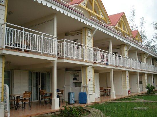 Pierre & Vacances Village Sainte-Anne: résidence