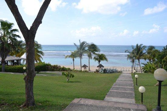 Pierre & Vacances Village Sainte-Anne: 2ème plage