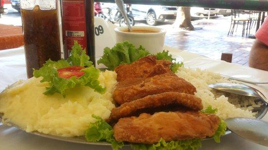 Restaurante Barao Do Canal