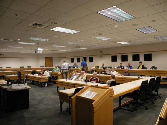 Thunderbird Executive Inn & Conference Center : Meeting room
