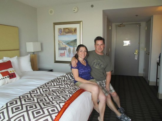 The Chattanoogan: Our room