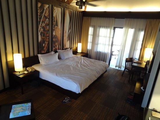 Meritus Pelangi Beach Resort & Spa, Langkawi: La chambre