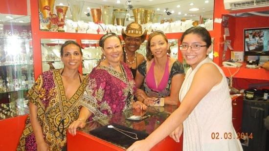 Pancho's Restaurant & Tequila Bar: casanova's fine jewelry next door is a must!!!