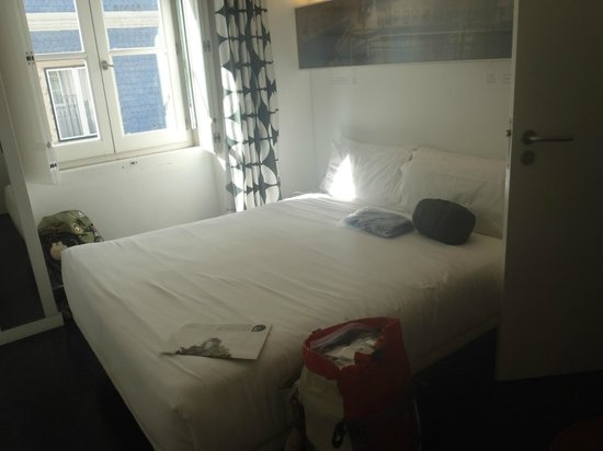 Hotel Gat Rossio: Typical Room