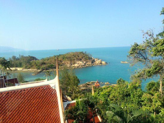 Q Signature Samui Beach Resort : View from the villa