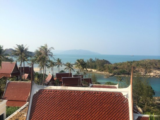 Q Signature Samui Beach Resort : Another great view form the Villa