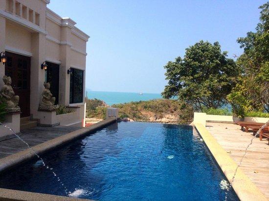 Q Signature Samui Beach Resort : Pool