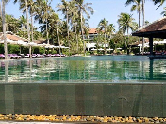 Anantara Mui Ne Resort: La merveilleuse piscine