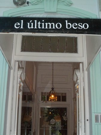 El Ultimo Beso: El Último Beso- Bar Restaurante- Ingreso: Bs.As. 2014.