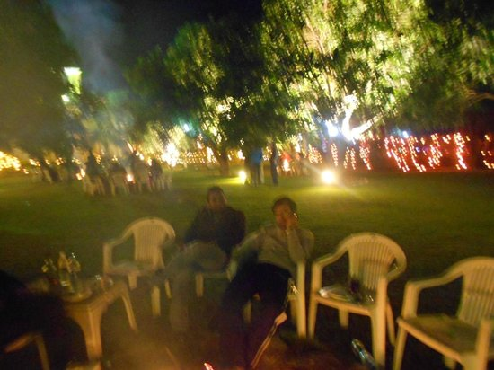 Maya The Forest Resort: Lawn Area for Celebrations