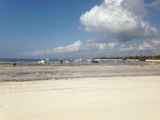 Crystal Bay Resort : spiaggia