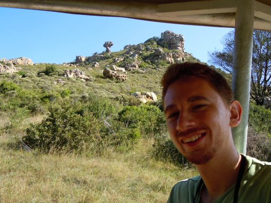 Botlierskop Private Game Reserve: Botlierskop - the hill that gives the reserve its name