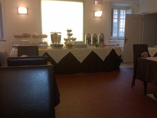 Hotel Hambros il Parco: Sala colazioni