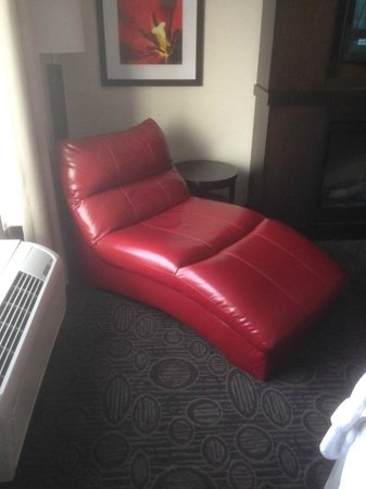 Holiday Inn Hotel & Suites Red Deer South: The Chair I now need to get.