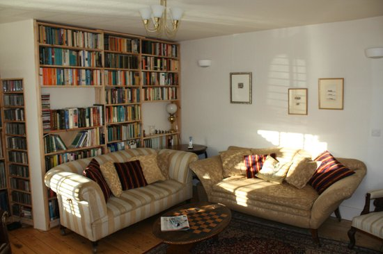 Monach House Living Room