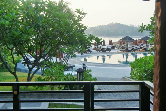 The Tongsai Bay: room witha view