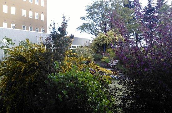 Kiryu Grand Hotel: garden