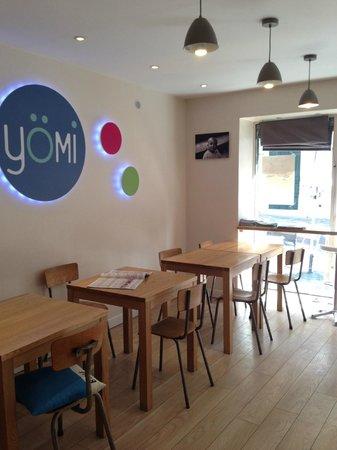 Yomi: la salle