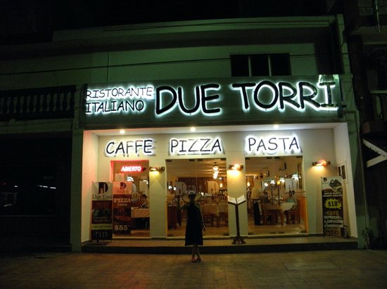 Restaurant Due Torri: nice and clean place hightly recommanded