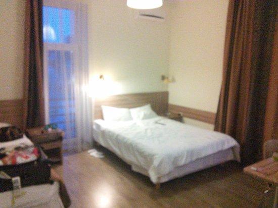 Posadskaya Hotel: спальня