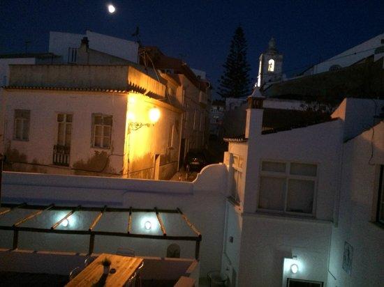 Tag Hostel : a quiet night