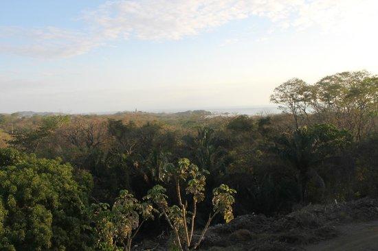Villa Mango: View from deck