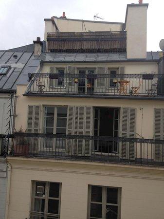 Hotel Icone: Vis-à-vis