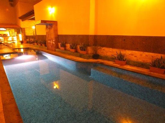 Hotel Rincon Real Suites : Alberca