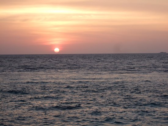 Diamonds Thudufushi : view from the Villa