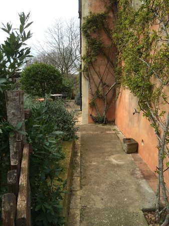 Villa - Picture of Villa Vetrichina, San Casciano dei Bagni ...