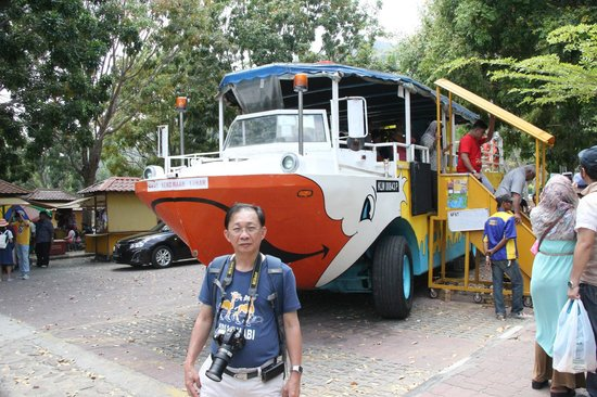 Langkawi Duck Tours- Day Tours: The craft