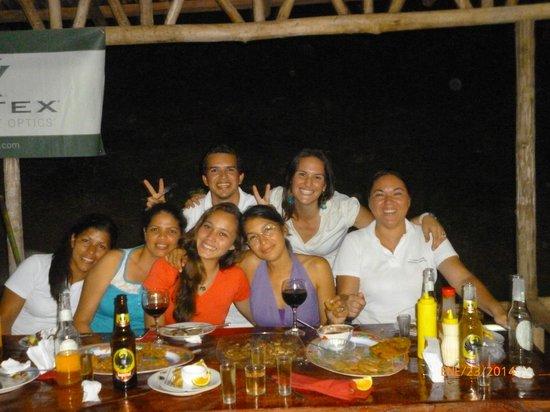 Margarita's Marisqueria: Es un lugar genial, Personal muy atento y Sobre todo un buen menu con grandes opciones  y sabore