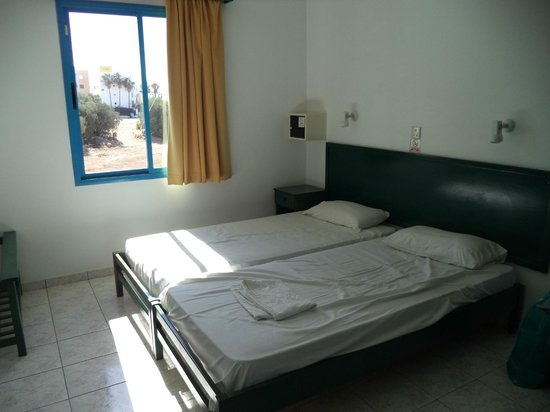 Tasmaria Hotel Apts. : спальня
